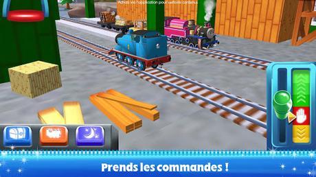 Télécharger Gratuit Thomas et ses amis : Les Rails magiques APK MOD (Astuce) 2