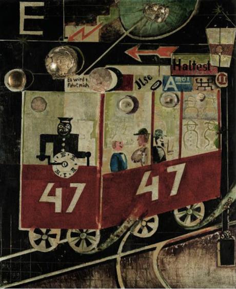 Otto DIX - 9 gravures sur bois (1919