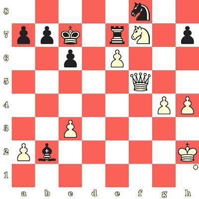Partie d'échecs de Franz Defregger (1885)