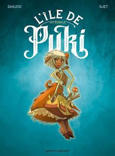 L'île de Puki - Intégrale de Ludovic Danjou et Djet