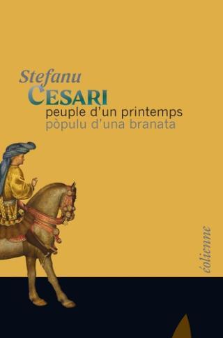 Stefanu Cesari, Pòpulu d'una branata, Peuple d'un printemps par Angèle Paoli
