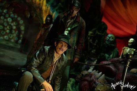 Premières images officielles pour Nightmare Alley de Guillermo Del Toro