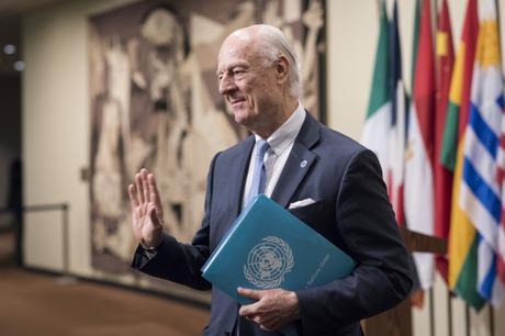 Le Maroc valide le choix de Staffan de Mistura en tant qu'envoyé personnel du SG de l'ONU au Sahara