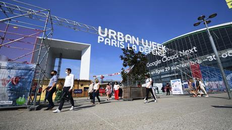 L'Urban Week Paris La Défense démarre mercredi