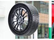 Vous pourrez plus crever Michelin sort pneu increvable