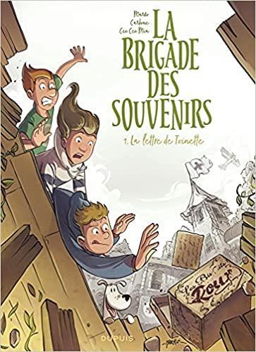 La brigade des souvenirs, tome 1 et 2 • Carbone, Marko et Cee Cee Mia