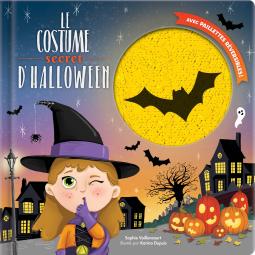 costume secret d'Halloween