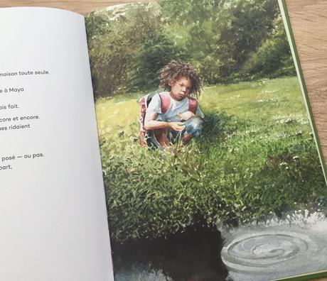 Un petit geste – Jacqueline Woodson et E. B. Lewis