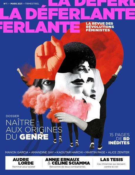 La Déferlante, la revue des révolutions féministes #1