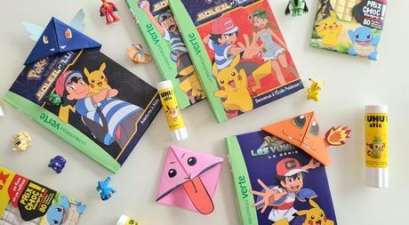Créer un marque-page Pokemon