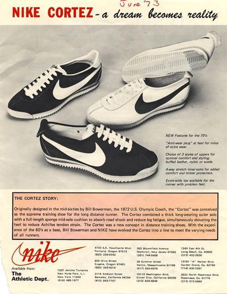 Nike Cortez - 1972