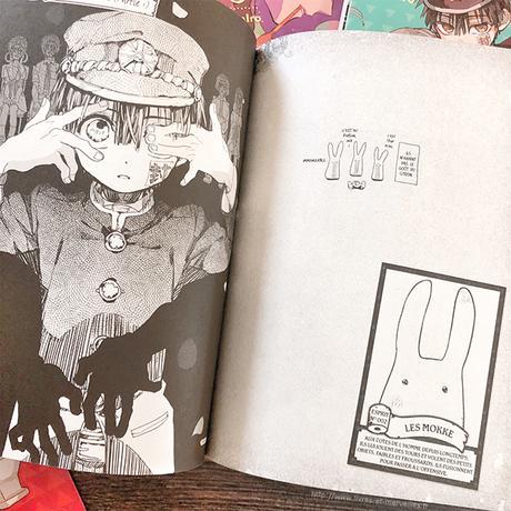 Manga shônen : 🚽 Toilet-bound Hanako-Kun 🚽