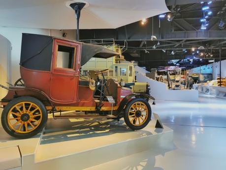 intérieur musée grande guerre Meaux