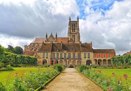 Meaux Palais episcopal et musee Bossuet