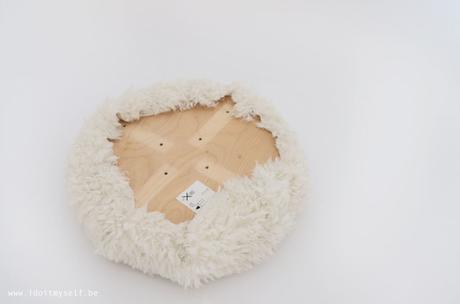 Ikea hack tabouret frosta