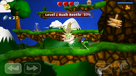 Télécharger Gratuit Swordigo APK MOD (Astuce) screenshots 1