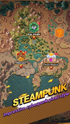 Code Triche Idle Squad - RPG APK MOD (Astuce) 5