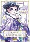 Les Carnets de l'Apothicaire T05 de Itsuki Nanao & Nekokurage