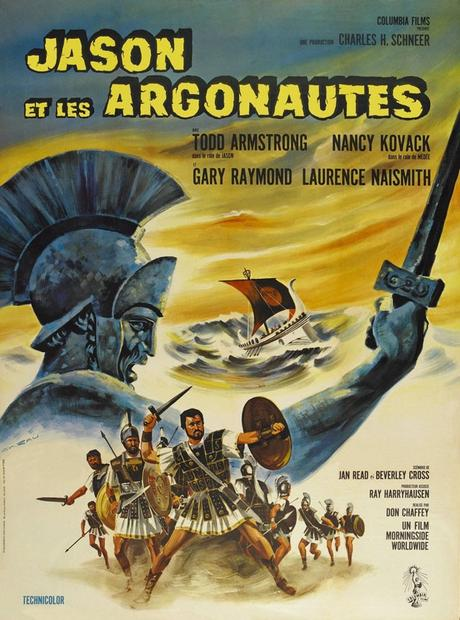 [Top fantasy] Jason et les Argonautes