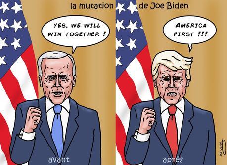le nouveau Joe Biden