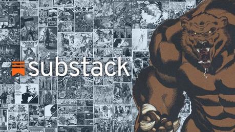 Les comics à l'ère Substack