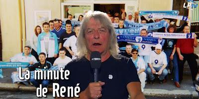 On l'embrasse fort à René... :( Adieu   #TeamOM