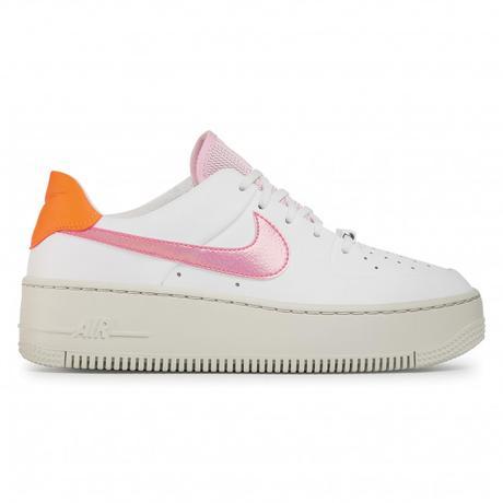 Footwear NIKE - Af1 Sage Low CV3036 100 White/Digital Pink/Pink Foam