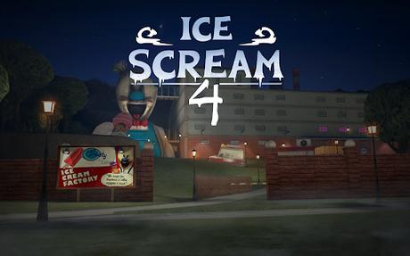 Télécharger Gratuit Ice Scream 4 : L'usine de Rod APK MOD (Astuce) 1