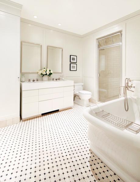 déco tons crèmes beiges salle de bains