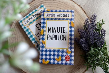 Minute papillon – Aurélie Valognes