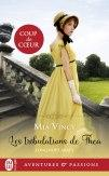 Les tribulations de Thea de Mia Vincy