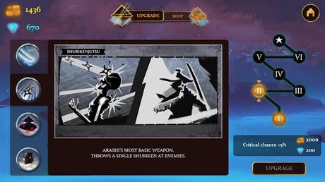 Code Triche Ninja Arashi  APK MOD (Astuce) 5