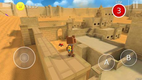 Télécharger Gratuit [Plateforme 3D] Super Bear Adventure  APK MOD (Astuce) 3