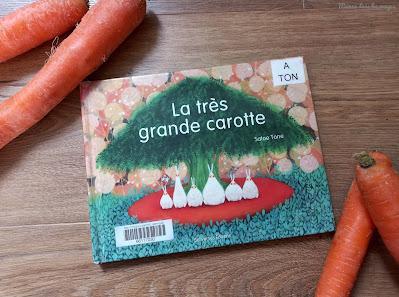 La très grande carotte