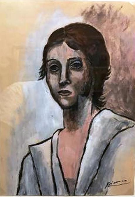 Picasso Rose