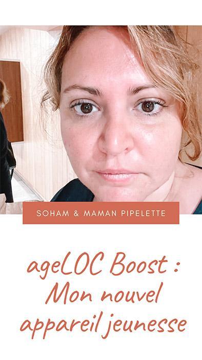 ageLOC Boost : Mon nouvel appareil jeunesse
