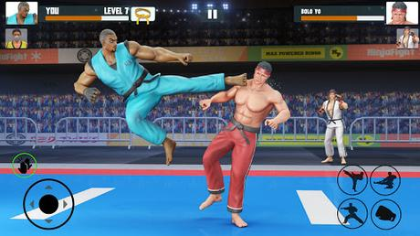 Télécharger Karate Fighting Games: Kung Fu Roi Final Fight APK MOD (Astuce) 2