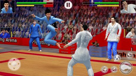 Télécharger Karate Fighting Games: Kung Fu Roi Final Fight APK MOD (Astuce) 5