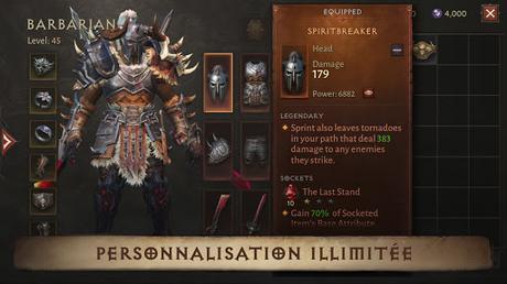 Code Triche Diablo Immortal APK MOD (Astuce) 4