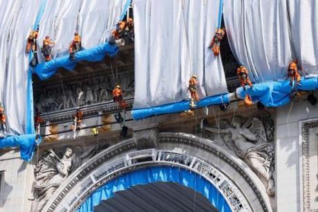 Le triomphe de Christo et Jeanne-Claude