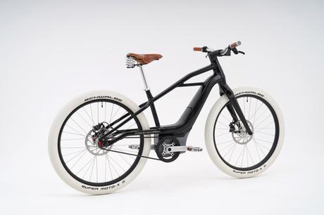 Harley-Davidson présente un nouveau vélo électrique néo-rétro