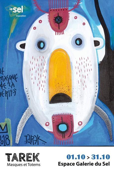 Exposition TAREK : Masques et Totems