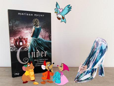Chroniques lunaires, Tome 1 : Cinder – Marissa meyer