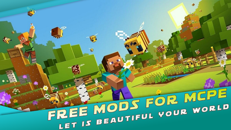 Code Triche Mods for Minecraft PE by MCPE APK MOD (Astuce) 1