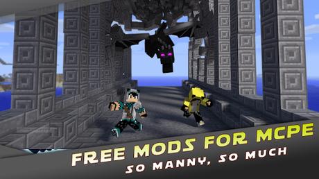 Code Triche Mods for Minecraft PE by MCPE APK MOD (Astuce) 4