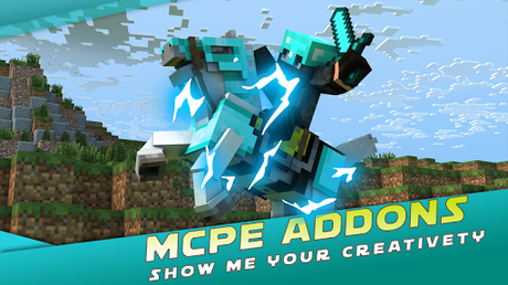 Code Triche Mods for Minecraft PE by MCPE APK MOD (Astuce) 5