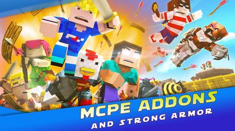 Code Triche Mods for Minecraft PE by MCPE APK MOD (Astuce) 2