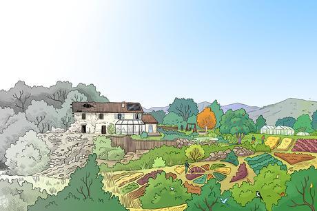 Cette association veut réhabiliter les fermes pour créer des logements sociaux et paysans