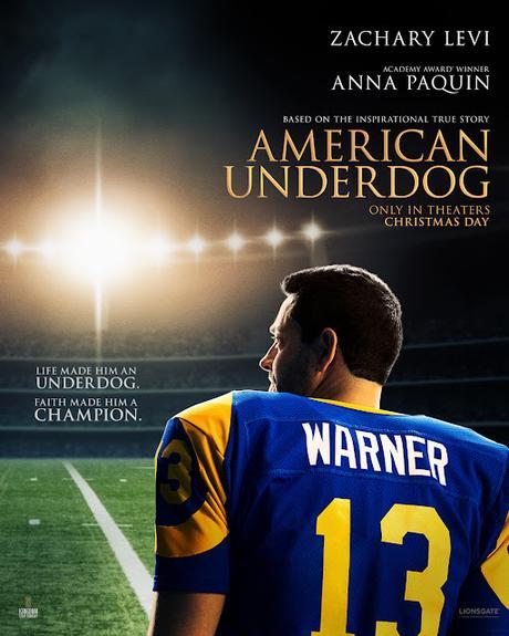 Premier trailer pour American Underdog signé Andrew et Jon Erwin