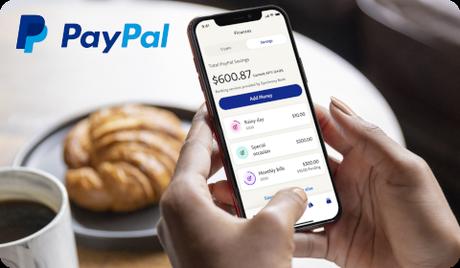 PayPal Savings